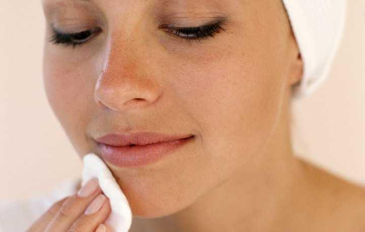 промывание кожи